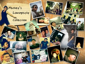 Lomo Collage