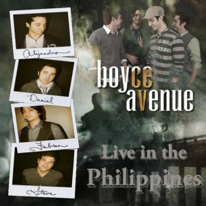 Boyce Avenue Live and Acoustic in the Philippines